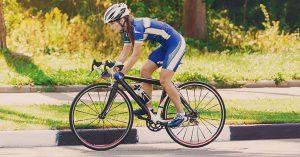 Cykelramar: aluminium och titan