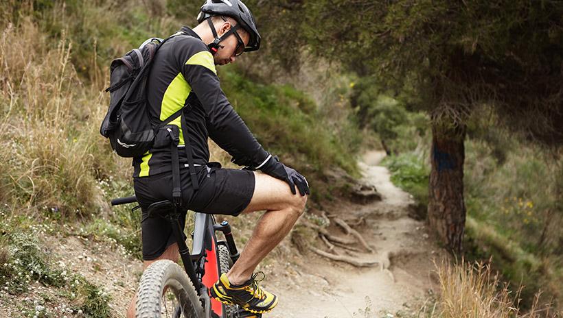 Rätt klädd för MTB-cykling